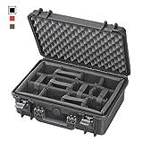 TAF CASE TAF Case 400 CAM - Outdoor Kamerakoffer Staub- und wasserdicht, IP67 schwarz
