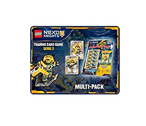 Top Media 179235 Lego Nexo Knights Serie 2, Multi Pack con 5 Paquetes