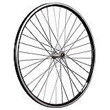 Taylor-Wheels 28 Zoll Vorderrad Ryde Zac2000 Alunabe Schnellspanner Schwarz