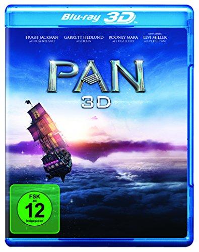 Pan (+ Blu-ray)