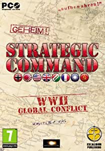 Strategic Command WW2 : Global Conflict (PC CD)