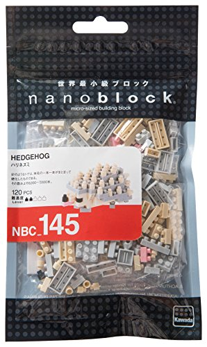 Nanoblock Hedgehog