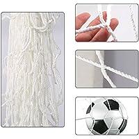 DEWIN But de football Net–4tailles Soccer Manquait, Sports, Soccer Goal Post Net de remplacement pour sports Match d'entraînement