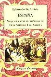 España, viaje durante el reinado de Don Amadeo I de Saboya (Viajes y Costumbres)