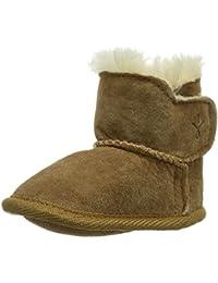 Emu Baby Bootie B10310 - Zapatos para bebé de ante para bebé