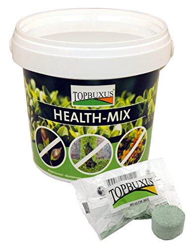 Topbuxus Health-Mix Neuartiger Blattdünger für Buchsbäume (10)