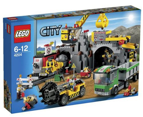 LEGO-City-4204-The-Mine