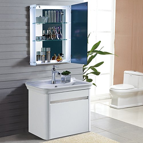 Armario-de-Bao-65x4x13cm-con-Luz-LED-3-Compartimentos-Botiquin-Muebles-Blanco