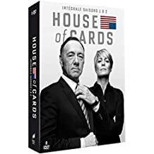 House of Cards - Intégrale saisons 1 et 2