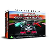 HISTORY OF THE GRAND PRIX 4 DVD Gift Set