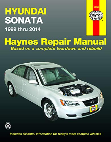 Hyundai Sonata 1999 Thru 2014 (Haynes Automotive Repair Manuals) -