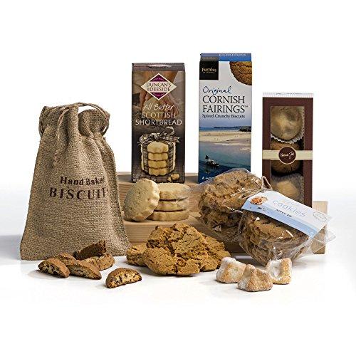Luxury Biscuit Bests Hamper Box Gift