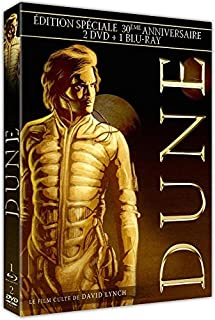 Dune [Édition Spéciale 30ème Anniversaire Combo Blu-ray + DVD] (B00MJDE6I8) | Amazon price tracker / tracking, Amazon price history charts, Amazon price watches, Amazon price drop alerts