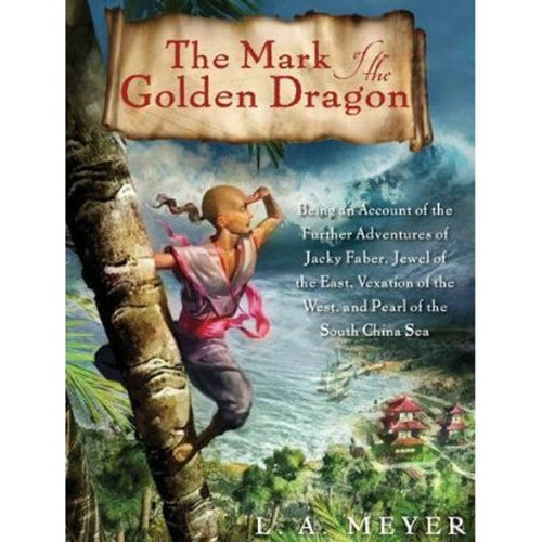 The Mark of the Golden Dragon  Audiolibri