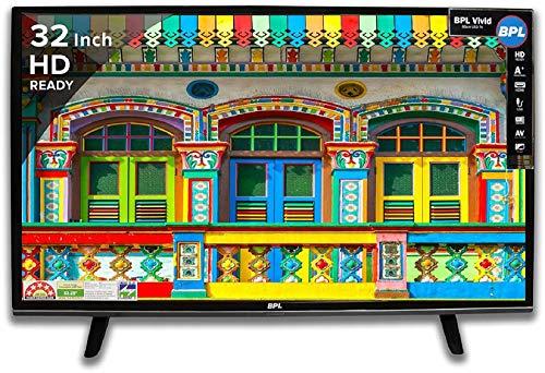 BPL 80 cm (32 inches) HD Ready LED TV T32BH3A/BPL080F2000J (Black)