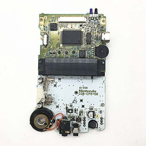Haodasi Ersatz Hauptplatine Motherboard Mainboard Board für Nintendo Gameboy Color GBC Console