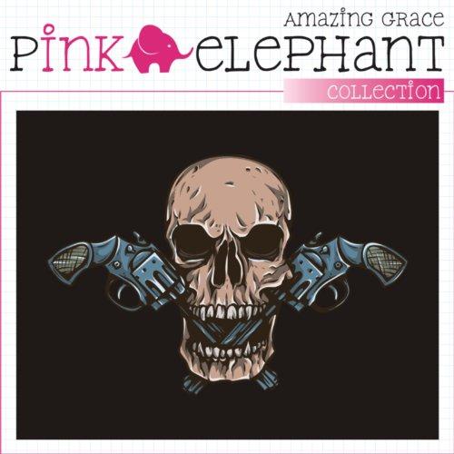 T-Shirt - Buddy Skull 07 - Totenkopf - Herren Schwarz
