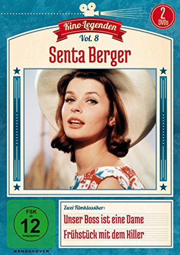 Senta Berger - Unser Boss ist eine Dame/Frühstück mit dem Killer - Kino-Legenden Vol. 8 [2 DVDs]
