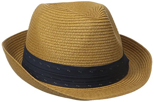 san-diego-hat-co-mens-fedora-tobacco-one-size