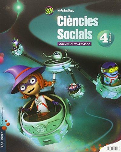Ciencies Socials 4º Primaria (Superpixépolis) - 9788426397997 por Antoni Romeu Alemany
