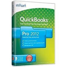 QuickBooks Pro 2012, 1 User (PC)