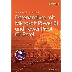 Datenanalyse mit Microsoft Power BI und Power Pivot für Excel (Microsoft Press)
