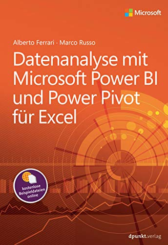 Datenanalyse mit Microsoft Power BI und Power Pivot für Excel (Microsoft Press) (Tools Power)