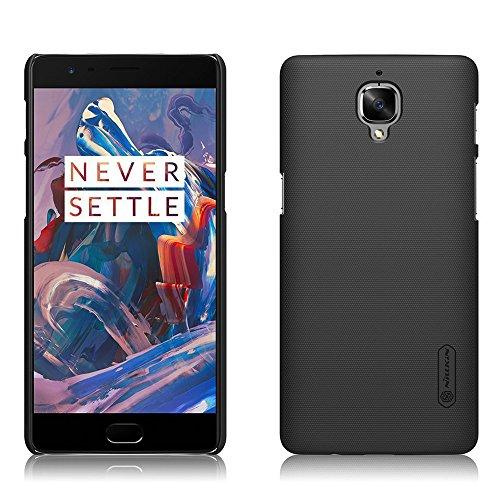 TopACE Hochwertigem Cover Case/Hülle / Tasche/Schutzhülle Für OnePlus 3 / OnePlus 3T (Schwarz)