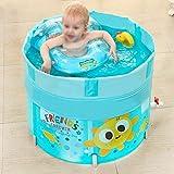 Lega Arcobaleno stent piscina Può essere 5 file di piscina cotone ascensore vasca isolato Baby piscina Coperta e piscina all'aperto (Optional colore) ( Colore : A )