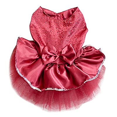 Xianglu® Pet Cat Dog Gauze Princess TUTU Dress Skirt Cat Puppy Small Girl Dog Clothes