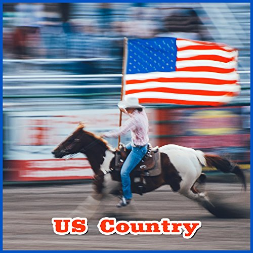 US Country: Best West Band Music, Wild Rhythms from Old American Saloon, Only for Western Boys & Girls