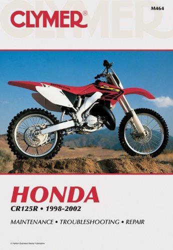 Honda CR125 1998-2002 (CLYMER MOTORCYCLE REPAIR) (Honda Cr125)