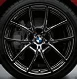 Original BMW Alufelge 5er F10-F11-LCI V-Speiche 356 Liquid Black in