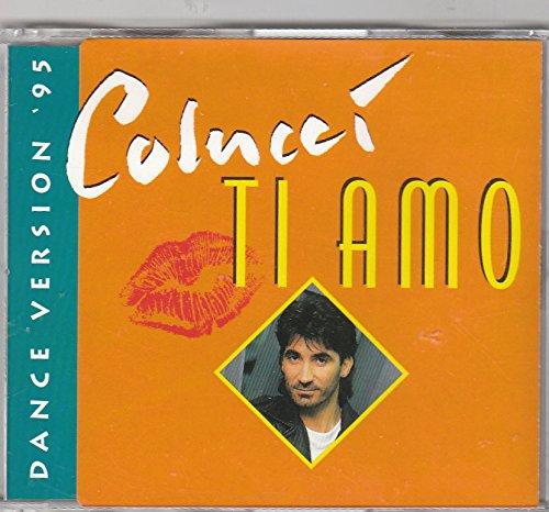 Preisvergleich Produktbild Ti amo (incl. 2 versions, 1995)