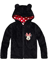 Disney Minnie Fille Veste polaire toucher doux 2016 Collection - noir