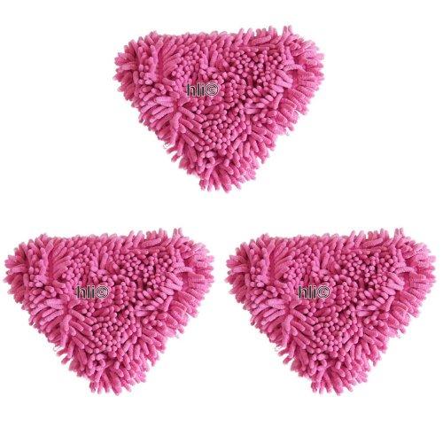 3-x-korallenbezuge-fur-dampfreiniger-aqua-laser-dampfreinigungsbesen-premium-3-microfaser-bodentuche