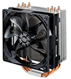 "Cooler Master Hyper 212 Evo Air CPU Cooler ""RR-212E-16PK-R1, 4 x Heatpipe, 1x 120mm PWM Fan, Intel/AMD"""