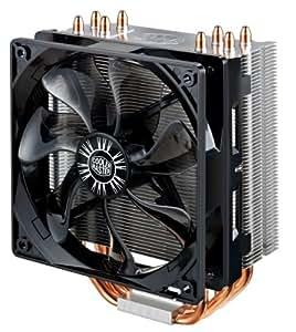 Cooler Master Hyper 212 EVO Ventola per CPU '4 Heatpipes, 1x Ventola da 120mm PWM , Connettore da 4-Pin' RR-212E-16PK-R1