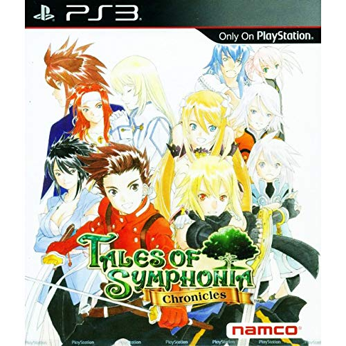 PS3 TALES OF SYMPHONIA CHRONICLES (ENGLISH) (ASIA)