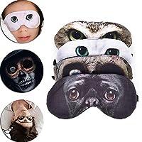 Rest Relax 3D Eyeshade Katze Schlafmaske Schlafmaske Augenmaske Eis Abdeckung Augenklappe Schlafmaske Etui preisvergleich bei billige-tabletten.eu