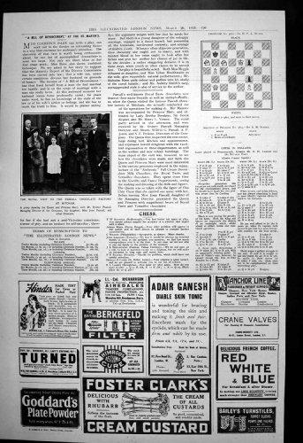stampa-antica-delle-valvole-1921-della-gru-di-mitcham-della-fabbrica-del-cioccolato-di-pascall-di-vi