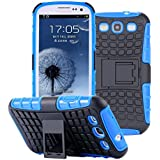 ECENCE SAMSUNG GALAXY S3 I9300 S3 NEO I9301 OUTDOOR RUGGED HüLLE + PANZERGLAS CASE COVER HYBRID BUMPER SILIKON PANZERFOLIE 43020407