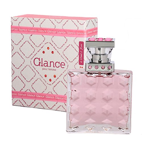Hey You Original Womens 60 ml GLANCE Perfume Spray Scent Imported EDP Gift  available at amazon for Rs.399