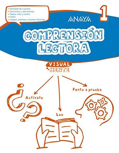 Comprensión lectora 1. (Visualmente) - 9788469831632