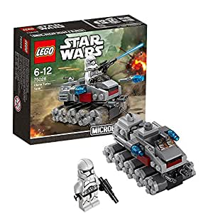 LEGO Star Wars 75028: Clone Turbo Tank