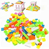 P S Retail 150 Pieces Model Building Bricks for Boy's and Girl's