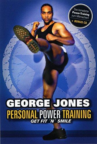 George Jones – Personal Power Training (1 DVD + Bonus CD)