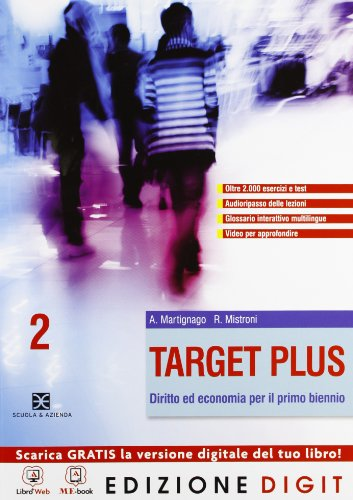 Target plus - Volume 2. Con Me book e Contenuti Digitali Integrativi online