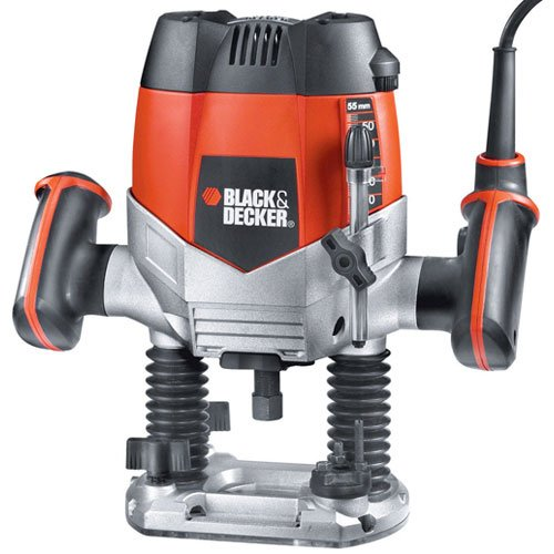 "Elite Choice Black & Decker XS17-KW900EKA 1/4"" Plunge Router 1200w 240v (1) - Min 3yr Warranty"