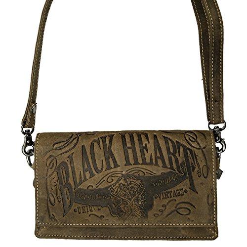 Jack's Inn 54 Riñonera deportiva, Vintage Brown (marrón) - LT54216-02